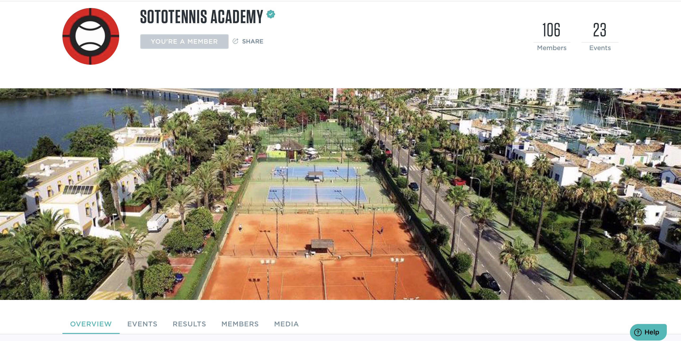 UTR SotoTennis Academy events